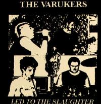 VARUKERS - Led To The Slaughter - Patch