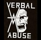 VERBAL ABUSE - Back Patch