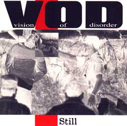 Vision Of Disorder - Still (cd)