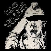 VOIDS - Punk - Back Patch