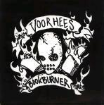 VOORHEES - Bookburner - Patch