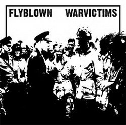 Warvictims / Flyblown - Split (cd)