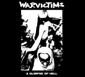 Warvictims - A Glimpse Of Hell - Shirt