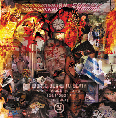 World Burns to Death - Totalitarian Sodomy (LP)