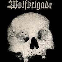 WOLFBRIGADE - Skull - Back Patch
