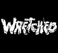 Wretched - Name - Sticker