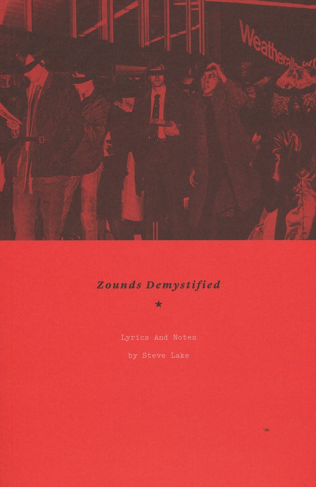 Zounds Demystified - Book