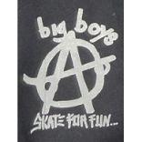 BIG BOYS - Skate For Fun - Patch