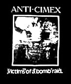 ANTI CIMEX - Victims - Back Patch