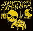 Armagedom - Sticker