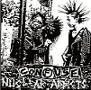 Confuse - Band - Sticker