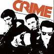Crime - Sticker