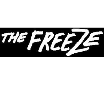 Freeze - Sticker
