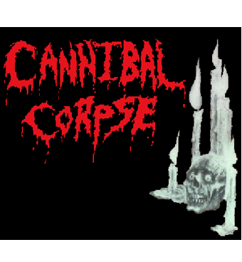 CANNIBAL CORPSE - Back Patch