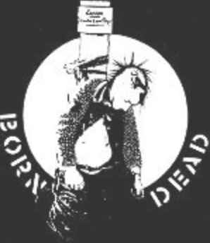 BORN DEAD - Patch