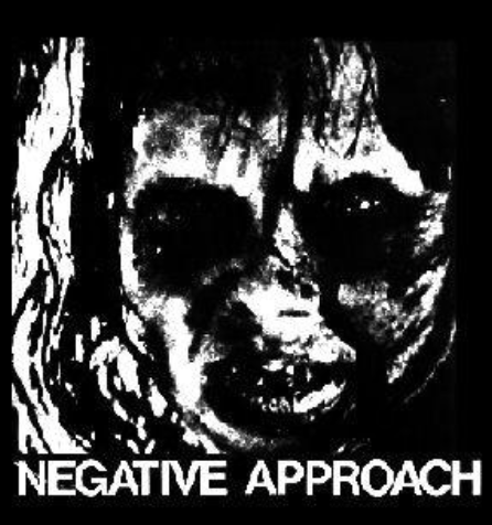 NEGATIVE APPROACH - Face - Patch