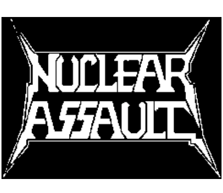 NUCLEAR ASSAULT - Patch