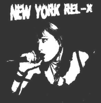 NEW YORK REL-X - Patch