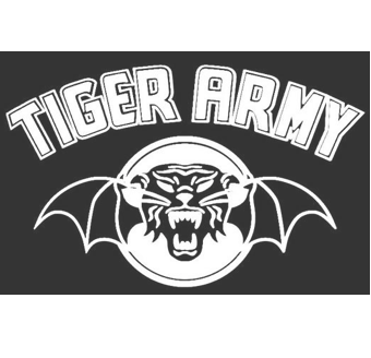 TIGER ARMY - Patch