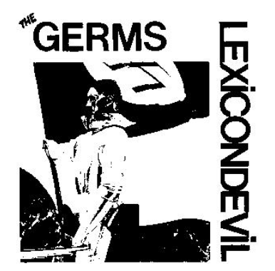 GERMS - Lexicon devil - Patch