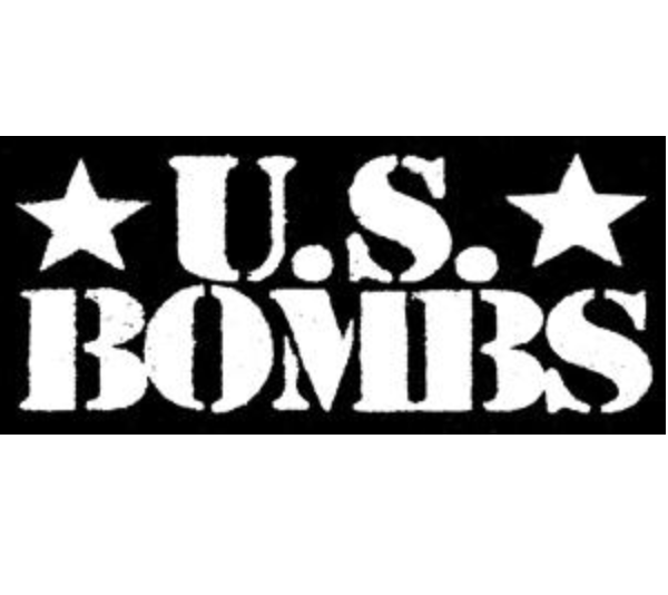 US BOMBS - Name - Patch