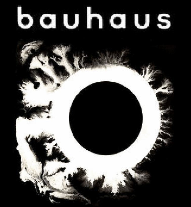 BAUHAUS - Back Patch