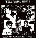 Varukers - Slaughter - Sticker