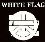 White Flag - Logo - Sticker