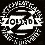 Zounds - Sticker