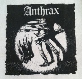 ANTHRAX - Patch