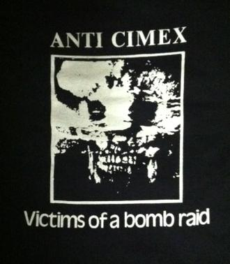 Anti Cimex - Victims - Shirt