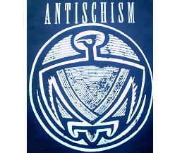 ANTISCHISM - Back Patch