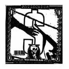 ANTISCHISM - No Dollar - Back Patch