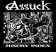 ASSUCK - Misery Index - Back Patch