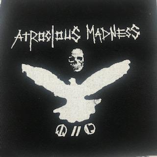 ATROCIOUS MADNESS - Patch