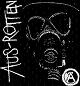 AUS-ROTTEN - Gas Mask - Back Patch