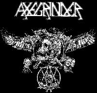 AXEGRINDER - Wings - Back Patch