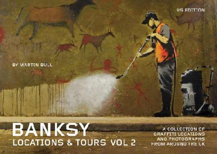 Banksy - Location & Tours Vol. 2 - Book
