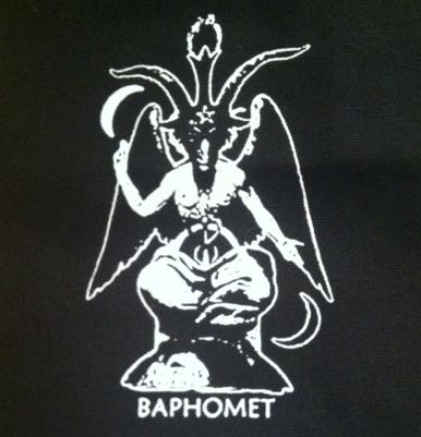 BAPHOMET - Patch