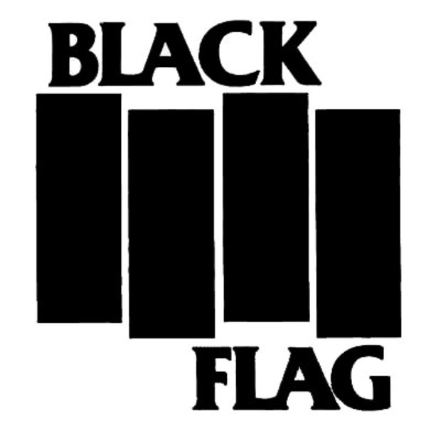 Black Flag - Logo - Shirt