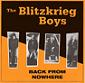 Blitzkrieg - Back From Nowhere (cd)