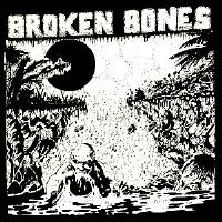 BROKEN BONES - Swamp - Back Patch