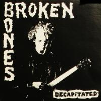 Broken Bones - Decapitated - Sticker