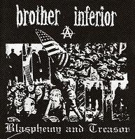 BROTHER INFERIOR - Patch