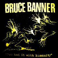 BRUCE BANNER - Humanity - Patch