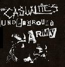CASUALTIES - Underground Army - Patch