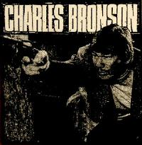 CHARLES BRONSON - Back Patch