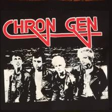 CHRON GEN - Red - Back Patch