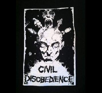 Civil Disobedience - Shirt