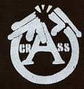 CRASS - Broken Gun - Patch